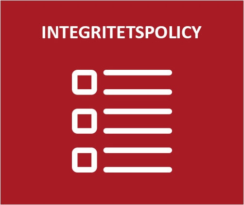 Integritetspolicy