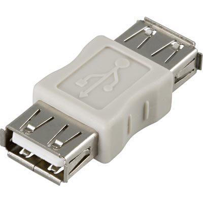 """Bild av """"USB adapter A hane till Micro B hona"""""""