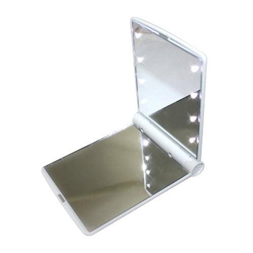 Make-Up spegel - Inbyggd belysning