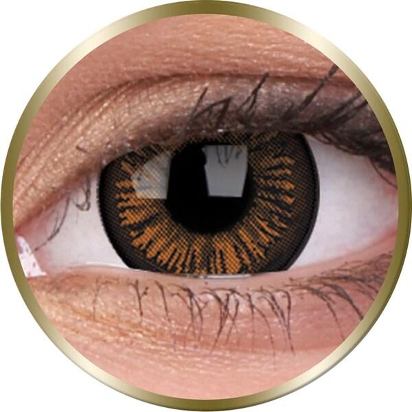 Färgade Linser Phantasee Big Eyes Brun - Köp på 24.se e9fd96b44f67b