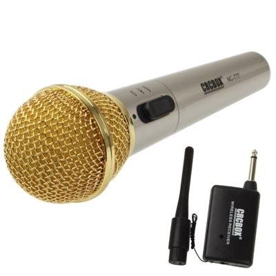 Trådlös Mikrofon 15-30M - Köp på 24.se 8d123fac4b59f