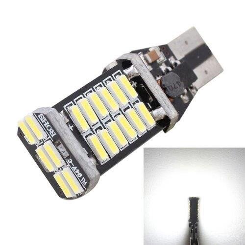 30 led diodlampa t15 w16w 6w 6500k 900lm canbus k p p. Black Bedroom Furniture Sets. Home Design Ideas