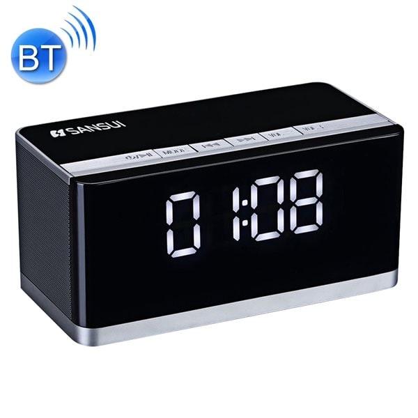 Bluetooth Klockradio med högtalare Handsfree Mikrofon - Köp på 24.se f20561787dd8f