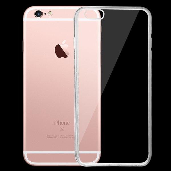 Genomskinligt skal iphone 6   6s - Köp på 24.se f6454a86dd0fa