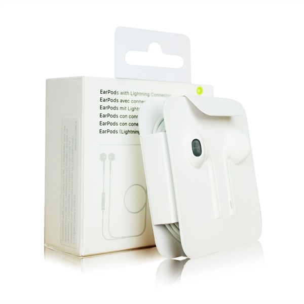 Epzi Lightning till 3,5 mm-adapter för hörlurar  - Guld