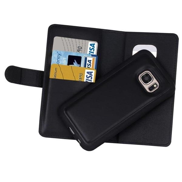 Magnetiskt fodral Samsung Galaxy S7 Edge med kortuttag - Köp på 24.se 77cf501a2b948