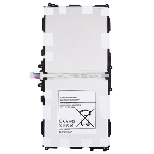 Batteri Samsung Galaxy Note 10.1 2014 Edition / P600 3.8V 8220mAh