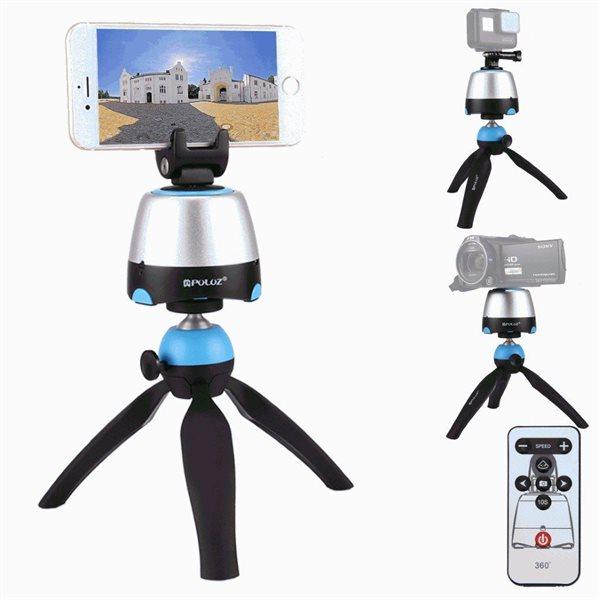 Roterbart universalt kamerastativ 360 grader   panorama   3D - Köp på d1aa65335f295