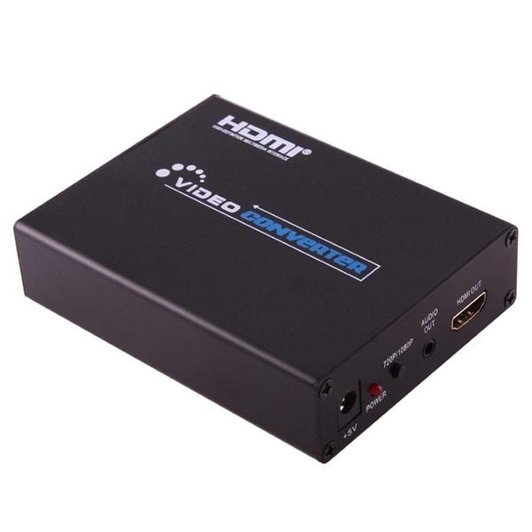 Videokonverterare – från SCART till HDMI