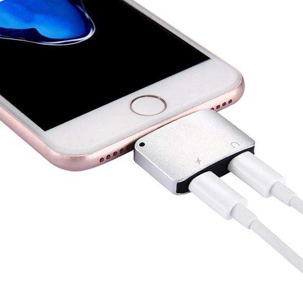 Lightning ljud Adapter iPhone 8 7 7 Plus Köp på 24.se
