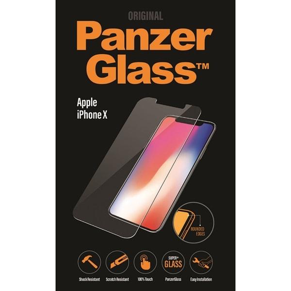 Apple PanzerGlass Screenprotector iPhone X/XS