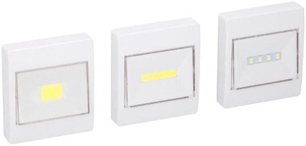 Fantastisk Batteridriven Nattlampa LED med strömbrytare - Köp på 24.se EP-64