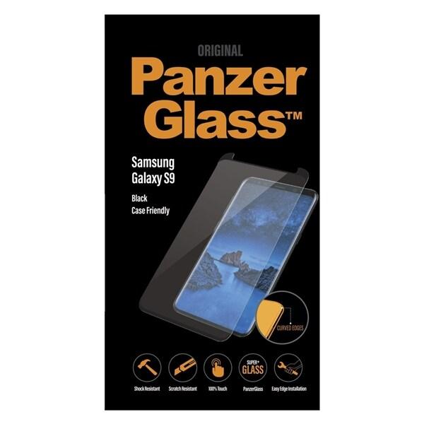 panzerglass screenprotector samsung galaxy s9 black k p. Black Bedroom Furniture Sets. Home Design Ideas