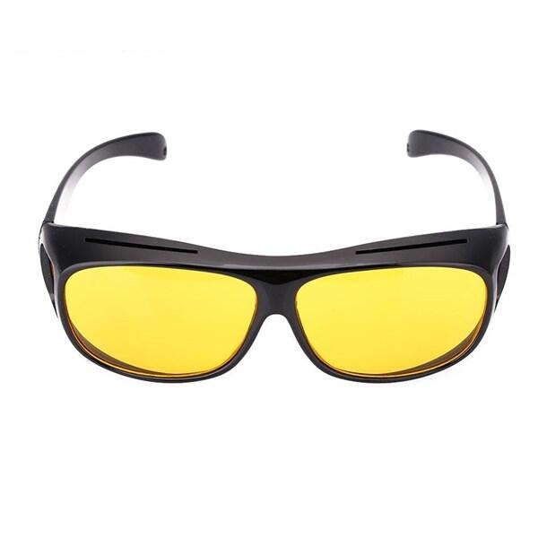 Suncovers - Solglasögon över glasögon - Köp på 24.se f606cfc4e440f