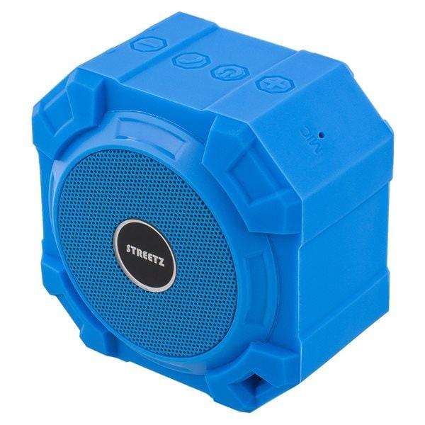 STREETZ vattentålig Bluetooth högtalare - Blå - Köp på 24.se deb459e363f1a