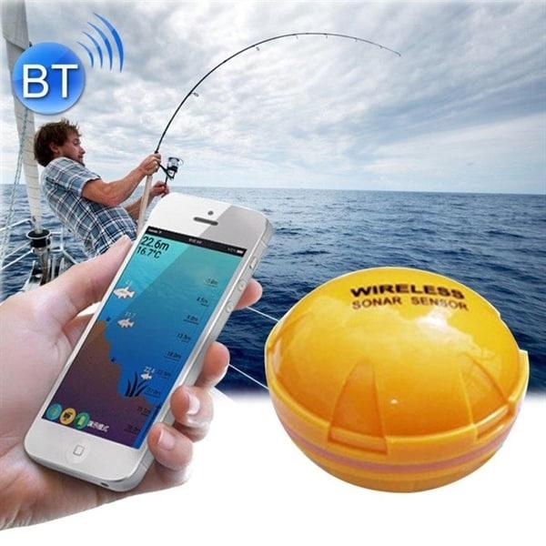 Fiskfinnare till Mobilen