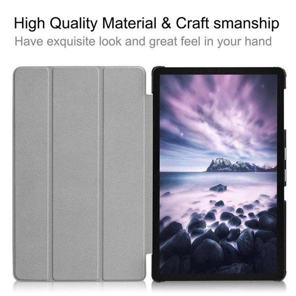 Trifold skyddsfodral tab fodral för Samsung Galaxy Tab A 10.5 T595