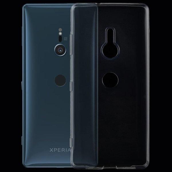 Ultratunnt TPU-skal   telefonskal Sony Xperia XZ3 - Genomskinligt - Kö f1db03cb70a12