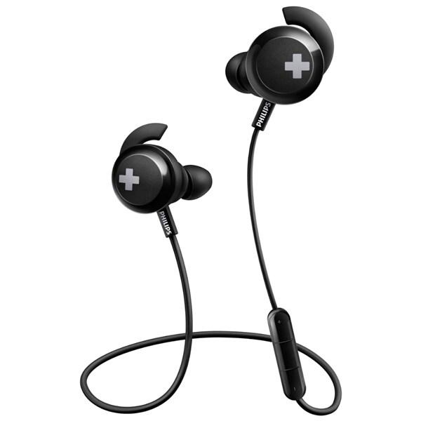 Philips Bass+ trådlösa in-ear Hörlurar SHB4305 - Köp på 24.se 30a3b3bda2027