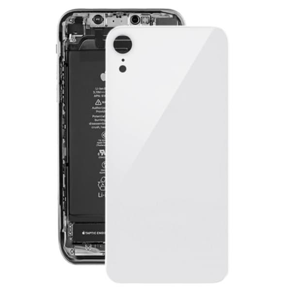 Bakstycke / bakskal / reservdel iPhone XR - Vitt