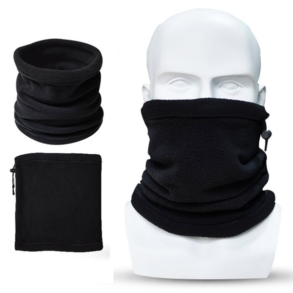 Neck Warmer / Halsduk Svart