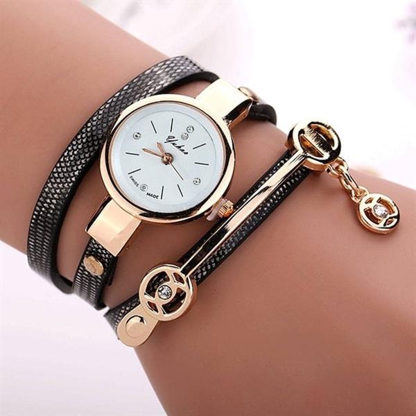 Bild av Fashion Armbandsklocka för Tjejer