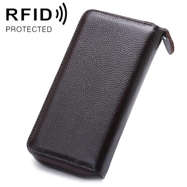 Splitter nya Stor Plånbok Dam med fack för mobiltelefon - RFID - Köp på 24.se CJ-66