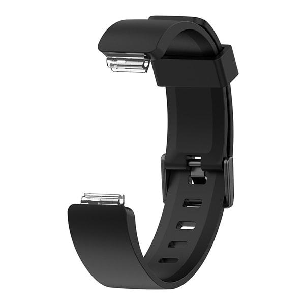 Silikonarmband Fitbit Inspire Inspire HR L Svart Köp på 24.se