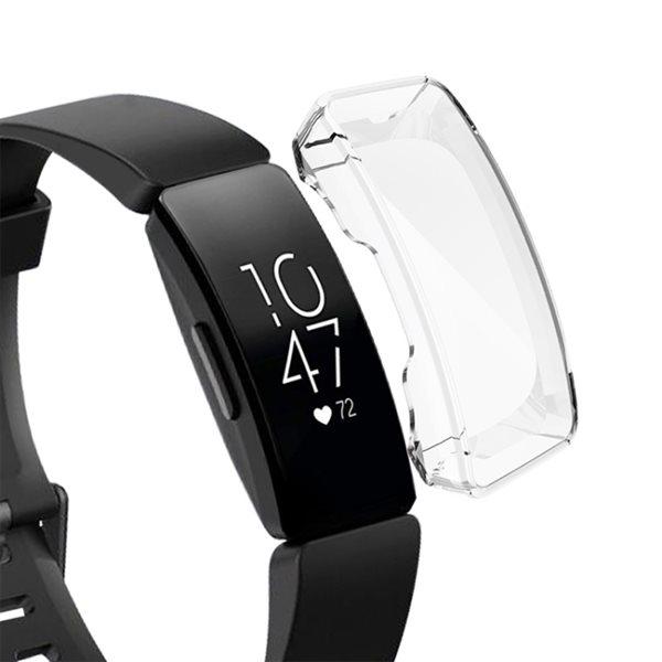 Anti repskydd för Fitbit Inspire Inspire HR i hårt TPU Köp på 24.se