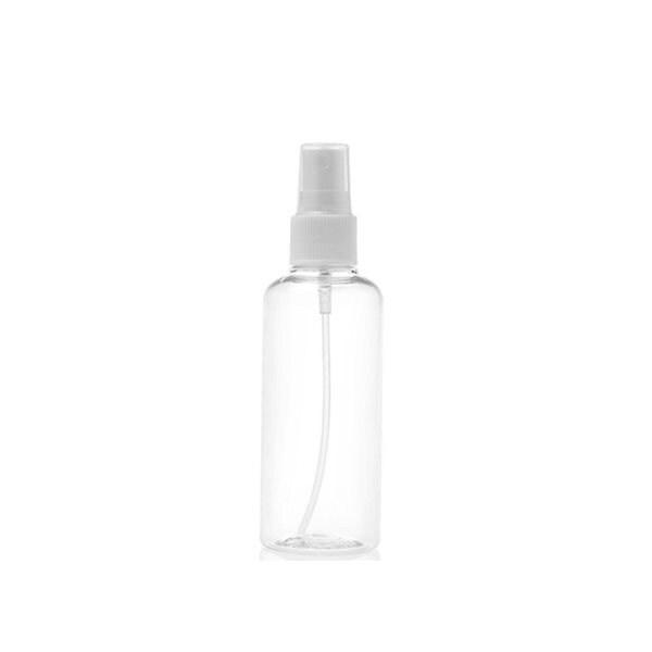 sprayflaskor på flyget