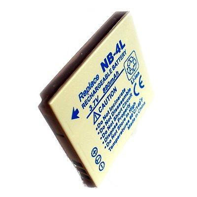 """Bild av """"Batteri till Canon Nb 4L"""""""