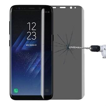 Sekretess skärmskydd   displayskydd i härdat glas Samsung Galaxy S8+ c841a44a4d1fc