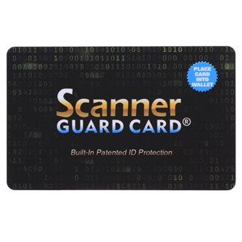 e458fabb06a6 Skimming Blocker kort - RFID skydd - Skimmingskydd plånbok. REA
