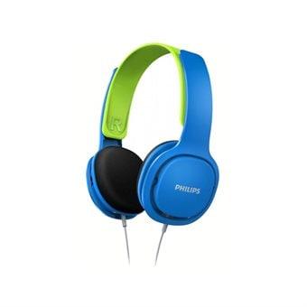 Philips Kids Hörlurar on-ear SHK2000BL Barnhörlurar e0e8c65d51846