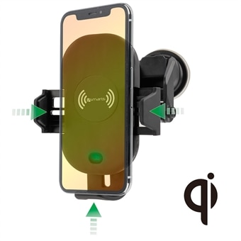 4smarts VoltBeam Sensor Snabb trådlös Bil-laddare hållare b7f2127cb86f4