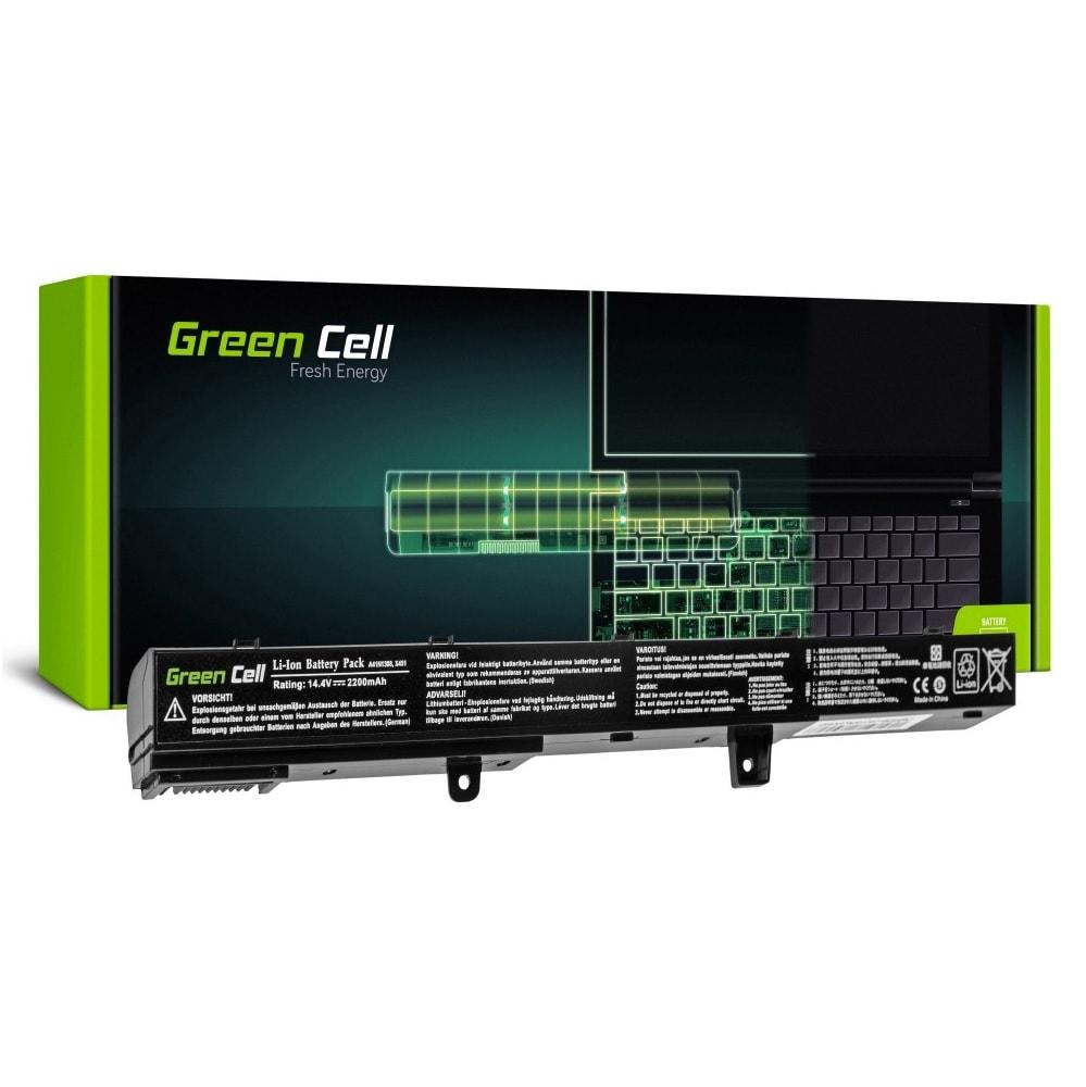 Green Cell laptop batteri till Asus R508 R556 R509 X551 14,4V 2200mAh