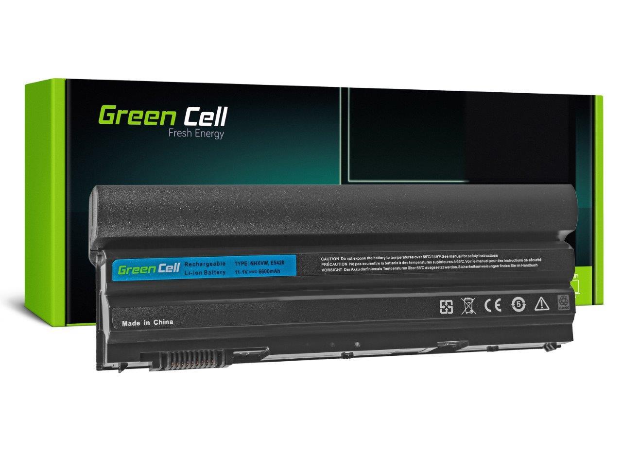 6600mah Laptop Battery for Dell t54fj t54f3 p16g p15f nhxvw n3x1d m5y0x dht0w