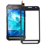 Touch + Displayglas till Samsung Galaxy Xcover 3 / G388 - Svart