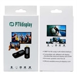 AnyCast WiFi TV Miracast Airplay HDMI Dongle - iPhone Samsung Android