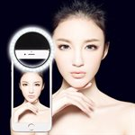LED Selfie lampa ring