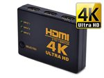 HDMI 4K Ultra HD Switch - 3 Portar