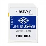 Toshiba FlashAir W-04 R90 W70 64GB C10
