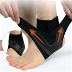 2st Fotledsstöd Ankle Support - Vänster Large
