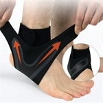 2st Fotledsstöd Ankle Support - Medium Höger