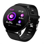 K9 Smartwatch IP68 Svart