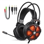 Cool 2000 Gaming Headset med LED-belysning